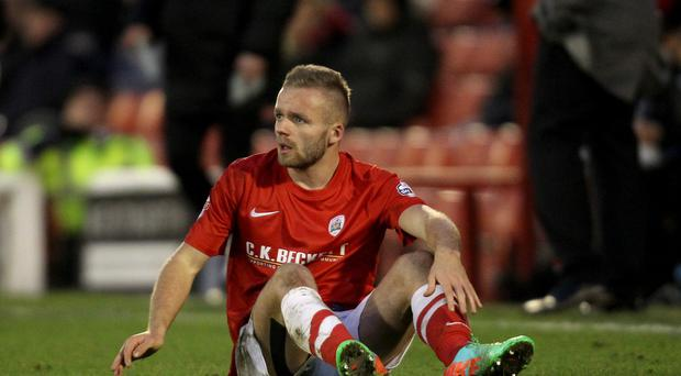 Ryan McLaughlin had made himself unavailable for selection for Northern Ireland