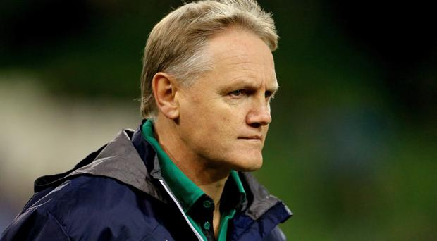 Joe Schmidt has named a 30-man squad for the tour of Argentina