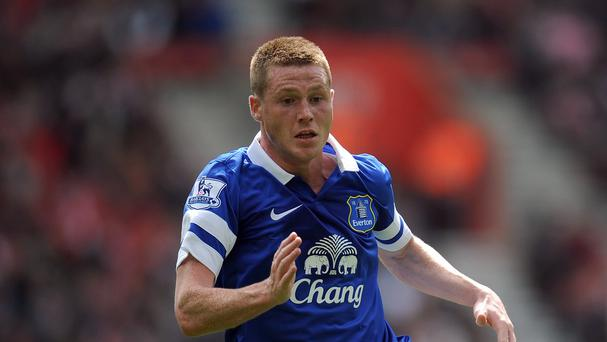 James McCarthy has not been included in the final 29-man squad
