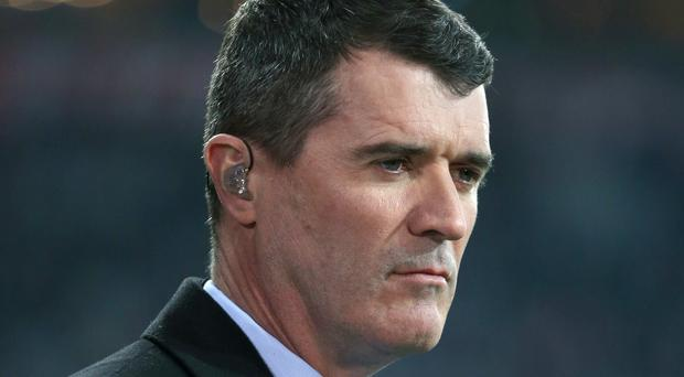Ireland assistant manager Roy Keane has distanced himself from speculation linking him with the vacant Celtic job