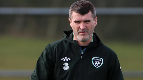 Assistant manager Roy Keane has urged Ireland to use a tough run of friendlies as preparation for their Euro 2016 qualifying campaign