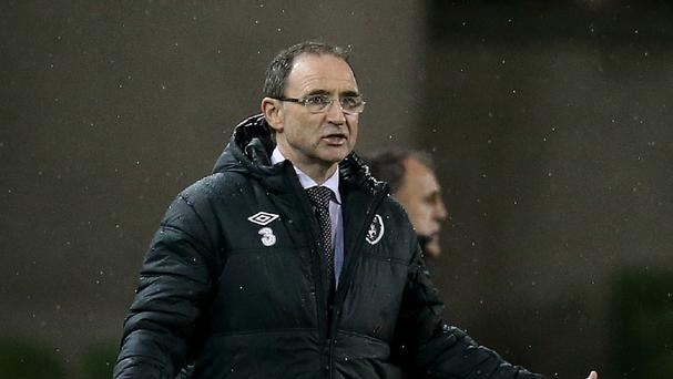 Manager Martin O'Neill will use the Republic of Ireland's end-of-season friendlies as dress rehearsals for next summer's Euro 2016 showdown with Scotland