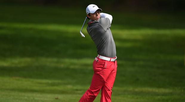 Rory McIlroy came from seven shots back to win the BMW PGA Chmapionship