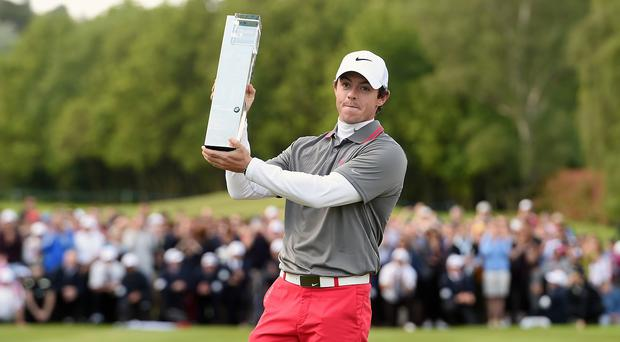 Rory McIlroy is seeking more majors after his win at Wentworth