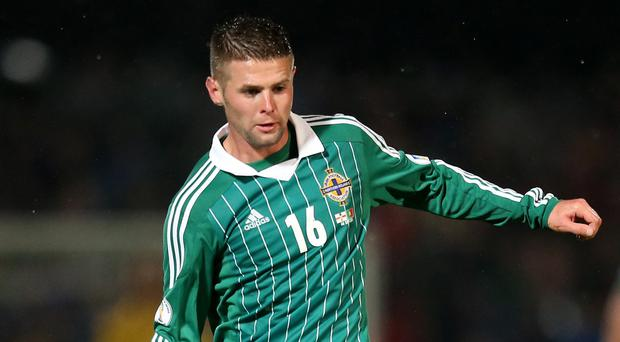 Oliver Norwood still gets excited by international duty with Northern Ireland