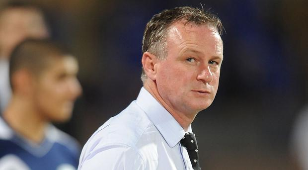 Michael O'Neill admits it is too easy to break into his national squad