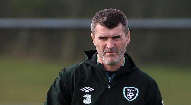 Roy Keane is in the running to be the new Celtic manager