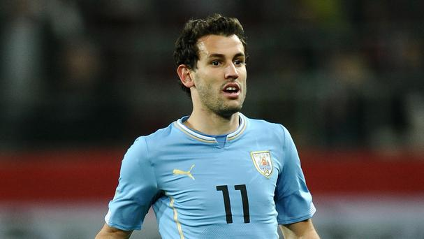 Christian Stuani scored the only goal of the game as Uruguay beat Northern Ireland 1-0