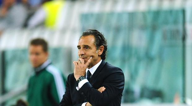 Italy manager Cesare Prandelli will have to do without Riccardo Montolivo for the World Cup after the midfielder suffered a broken leg against the Republic of Ireland on Saturday night