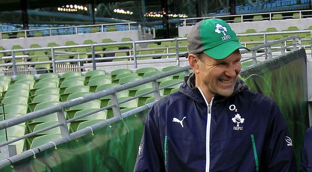 Ireland forwards coach John Plumtree will stand down following the conclusion of the forthcoming tour of Argentina