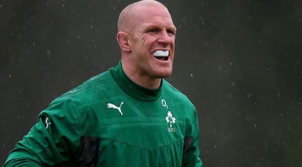 Paul O'Connell says Ireland are very well prepared for their two-match tour of Argentina