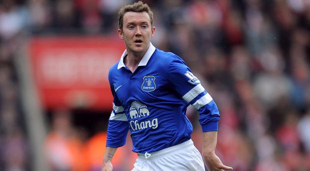 Aiden McGeady wants to play a key role at Everton