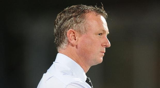 Manager Michael O'Neill was thrilled with Northern Ireland's effort