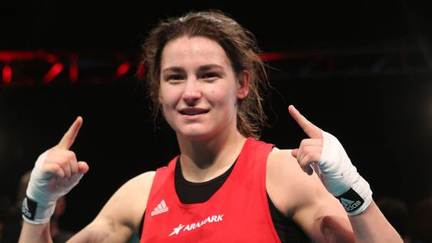 Katie Taylor has reached her 16th career final