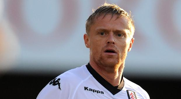 Damien Duff has joined Melbourne City on a one-year contract