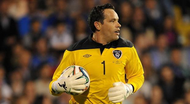 David Forde feels Ireland 'need to move on' from the defeat to Portugal