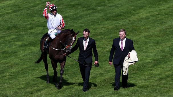 Sole Power lands another King's Stand Stakes