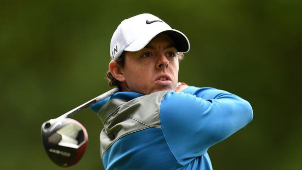 Rory McIlroy wants to represent Ireland in the 2016 Olympics