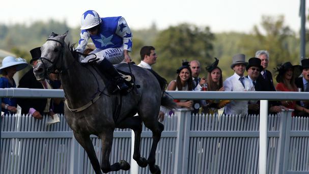 Pique Sous gallops to victory under Ryan Moore