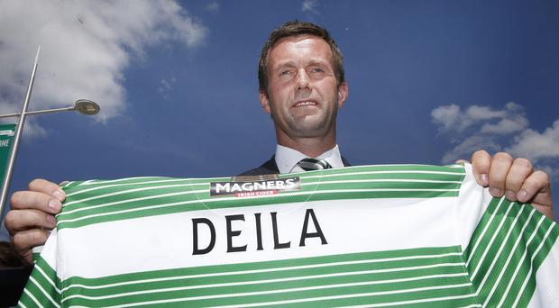 Ronny Deila is angry the club must compete in the Champions League qualifying stages