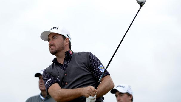 Graeme McDowell is targeting a second major title