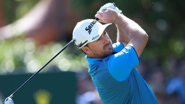 Northern Ireland's Graeme McDowell was frustrated with his start at the Open Championship
