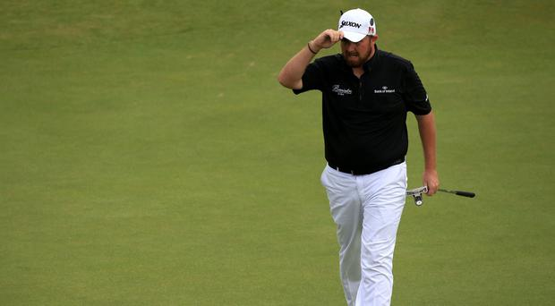 Shane Lowry shot a final-round 65 at The Open
