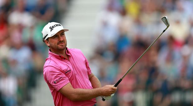 Northern Ireland's Graeme McDowell is envious of fellow countryman's dominance at The Open