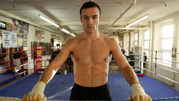 Matthew Macklin was hoping to seal a fourth world title tilt