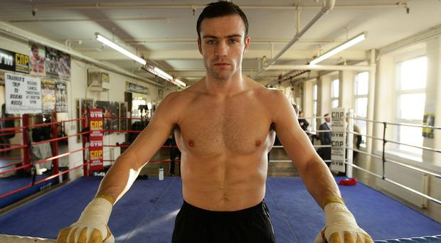 Matthew Macklin's coach and former European champion Joss Moore is recovering after an assassination attempt at the weekend
