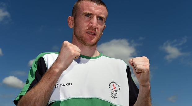 Paddy Barnes took issue with the drug testing procedure