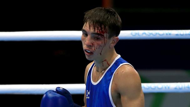 Michael Conlan has only one goal in Glasgow - to win gold