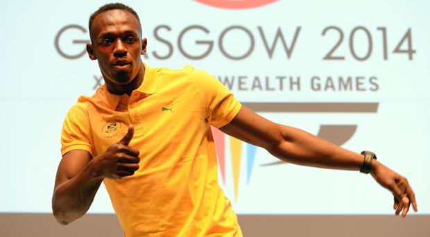 Usain Bolt has announced his retirement date