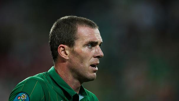 Richard Dunne has ended his international career