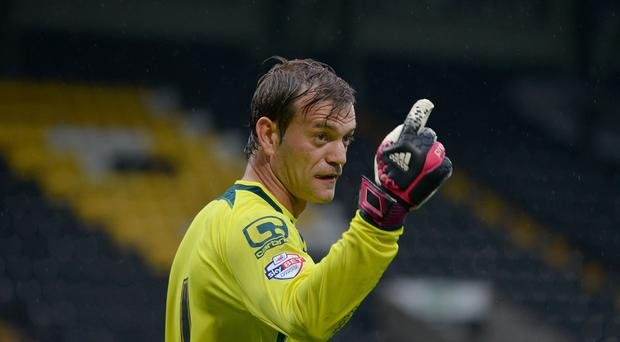 Roy Carroll has penned a one-year deal at Notts County