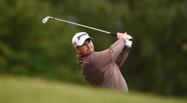 Shane Lowry criticised the decision to start play on Friday