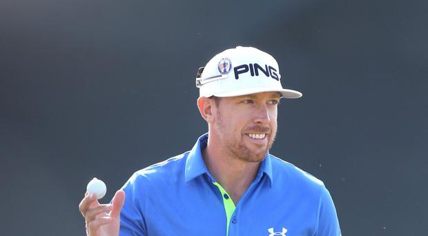 Hunter Mahan sealed the sixth PGA Tour win of his career