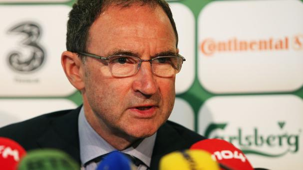 Martin O'Neill is relishing the impending start of the Euro 2016 campaign