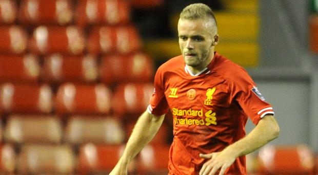 Liverpool defender Ryan McLaughlin has pulled out of Northern Ireland's squad