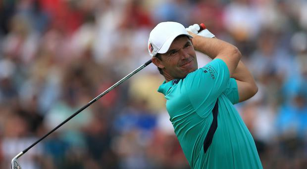 Padraig Harrington is one of five Europe Ryder Cup vice-captains chosen by captain Paul McGinley