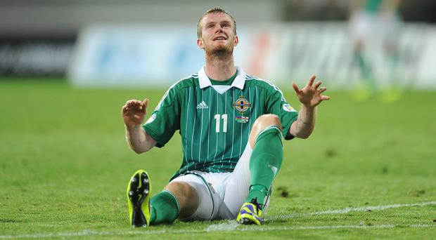 Northern Ireland's Chris Brunt is hopeful of pushing for a qualification spot at Euro 2016