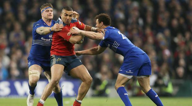 Munster and Leinster will do battle on Saturday