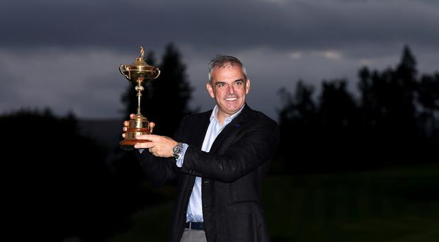 Europe's Ryder Cup stars praised the captaincy of Paul McGinley