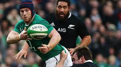 Sean O'Brien could return against the England Saxons this Friday night.