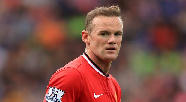 Wayne Rooney, pictured, enjoyed playing alongside Roy Keane at Manchester United