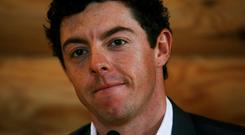 A court appearance beckons for Rory McIlroy early next year