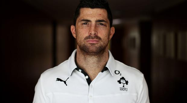 Rob Kearney will be staying in Ireland