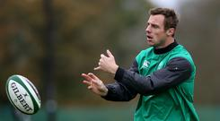 Tommy Bowe has signed a new three-year contract with Ulster and the IRFU