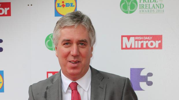 John Delaney, Chief Executive of the FAI has apologised for singing Joe McDonnell in a Dublin bar
