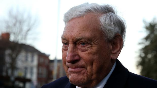 Willie John McBride paid tribute at a thanksgiving service for Irish rugby player Jack Kyle, who died last week aged 88